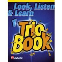 LOOK LISTEN & LEARN 1 - TRIO BOOK