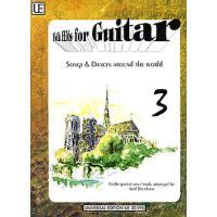 Folk hits for guitar 3