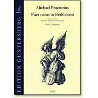 Puer natus in Bethlehem 3