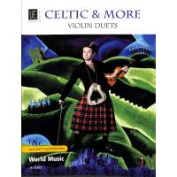 CELTIC + MORE VIOLIN DUETS
