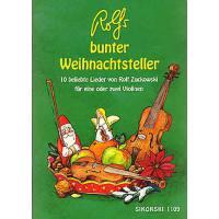 ROLFS BUNTER WEIHNACHTSTELLER