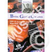 Basic guitar grooves
