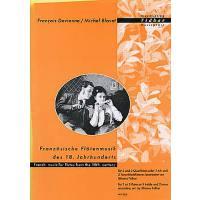 FRANZOESISCHE FLOETENMUSIK DES 18 JAHRHUNDERTS