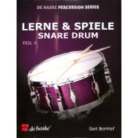 Lerne + spiele Snare Drum 1
