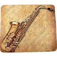 Mousepad Saxophon