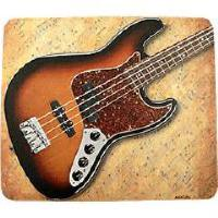Mousepad E-Bass