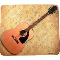 Mousepad Akustik Gitarre