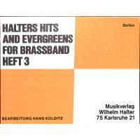 HALTERS HITS + EVERGREENS 3