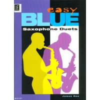 EASY BLUE SAXOPHONE DUETS