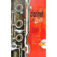 Clarinet in love - 10 Balladen