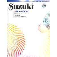 Violin school 1 - international edition