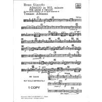 Adagio g-moll