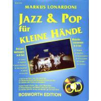 Jazz + Pop für kleine Hände