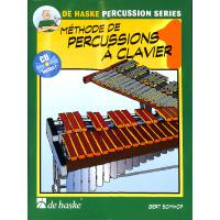 Methode de percussions a clavier 1