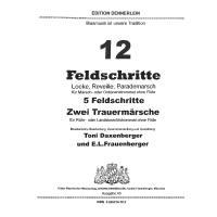 12 Feldschritte für Trommel ohne Flöte