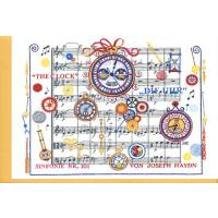 Doppelkarte Sinfonie 101 (Haydn)