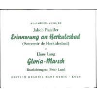 Erinnerung an Herkulesbad + Gloria Marsch