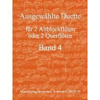 Ausgewählte Duette 4