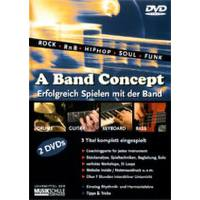 A band concept - erfolgreich spielen mit der Band