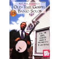 OLD TIME GOSPEL BANJO SOLOS