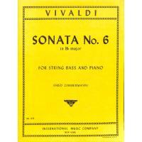 Sonate 6 B-Dur RV 46