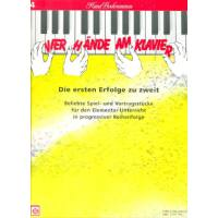 4 Hände am Klavier 4