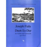 Duett Es-Dur op 4/3