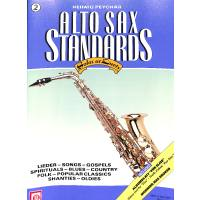 ALTO SAX STANDARDS 2