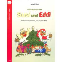 Weihnachten mit Susi + Eddi