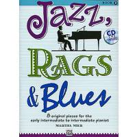 Jazz Rags + Blues 2