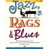 Jazz Rags + Blues 1