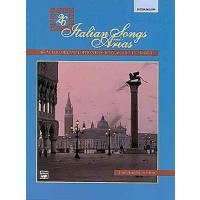 26 Italian songs + arias