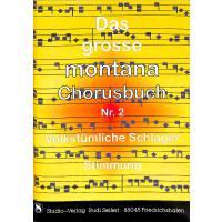 MONTANA CHORUSBUCH 2