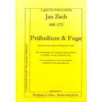 PRAELUDIUM + FUGE