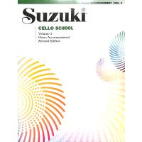 Cello school 3 - revised edition