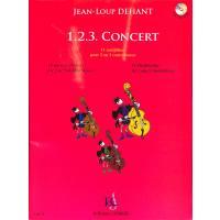 1 2 3 Concert