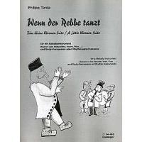 Wenn der Rebbe tanzt - eine leichte Klezmer Suite