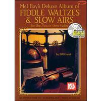 DELUXE ALBUM OF FIDDLE WALTZES & SLOW AIRS