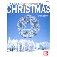 A celtic tin whistle christmas