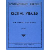 FRENCH RECITAL PIECES OF 20TH CENTURY VOL 2