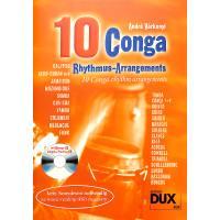 10 Conga Basis Rhythmen