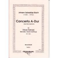 CONCERTO A-DUR BWV 1055A