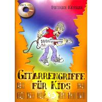 GITARRENGRIFFE FUER KIDS