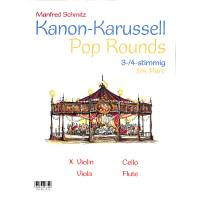 KANON KARUSSELL - POP ROUNDS