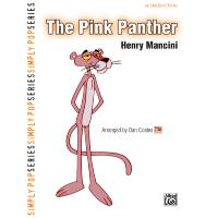 The Pink Panther for intermediate piano