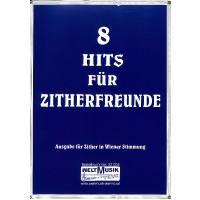 8 Hits für Zitherfreunde