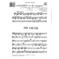 CONCERTO D-DUR F 12/15 T 62