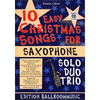 10 EASY CHRISTMAS SONGS