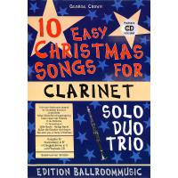 10 easy christmas songs