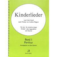 KINDERLIEDER 1